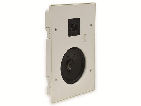 Einbaulautsprecher CHILITEC CTE-34E, 120 W, eckig, weiß - Produktbild 5