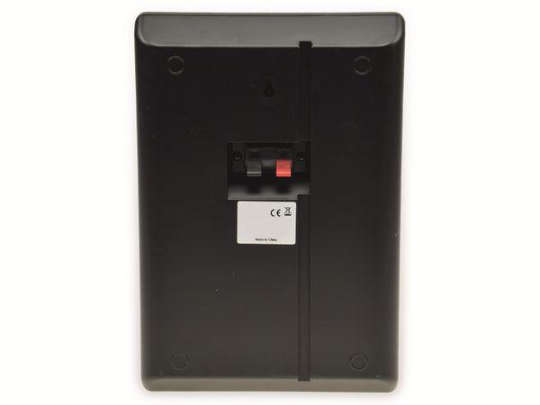 Flach-Lautsprecher CHILITEC 17803, 40 W, schwarz, 2 Stück - Produktbild 2