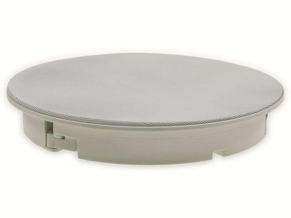 Einbaulautsprecher CHILITEC CTE-26R, 120 W, rund, weiß - Produktbild 2