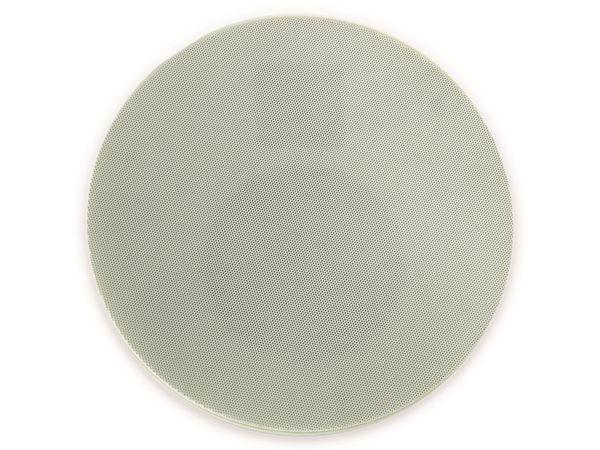 Einbaulautsprecher CHILITEC CTE-26R, 120 W, rund, weiß - Produktbild 3