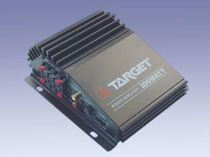 200 W-Amplifier Target PCA 2000