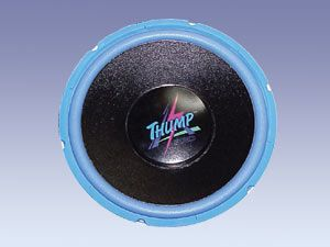 Car-HiFi Woofer Thump Pro PT120