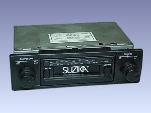 "Auto-Cassettenradio ""Suzika 119 M"""