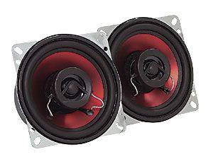 ROCKWOOD Chrom-Line Car-Speaker RK104-2
