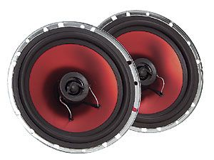 ROCKWOOD Chrom-Line Car-Speaker RK165-2