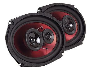 ROCKWOOD Chrom-Line Car-Speaker RK693-2