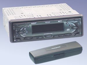 MP3/CD-Autoradio MCR-690
