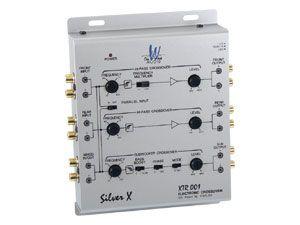 Car-HiFi Frequenzweiche SilverX XTR001