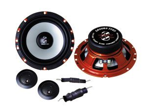 GROUND ZERO Iridium-Line Carspeaker GZIC-650X