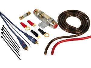 Auto-Endstufen-Anschlusskit Power-KIT 480