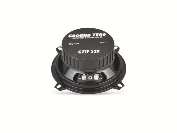 2-Wege Koax-Lautsprecher GROUND ZERO GZIF-52X - Produktbild 4