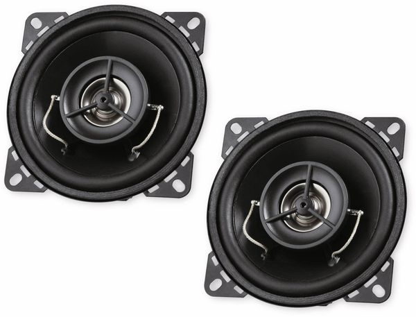 2-Wege-Koax-Lautsprecher HAMA 136661, 20/100W, 2 Stück - Produktbild 1