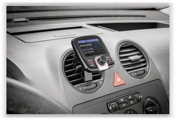 DAB-KFZ Empfänger DUAL DAB-CA 10, Bluetooth - Produktbild 2