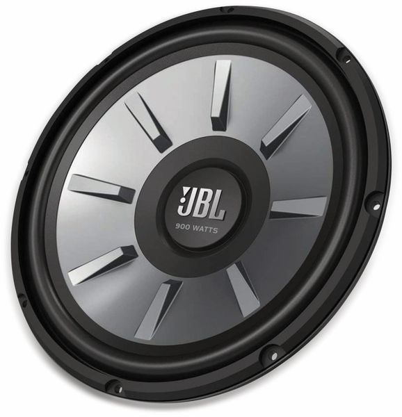 "Subwoofer JBL Stage 1010, 20/60 W, 1 Stück, 10"" - Produktbild 1"