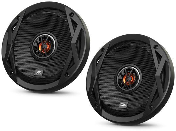 2-Wege-Koax-Lautsprecher JBL Club 6520, 50/150 W, 2 Stück - Produktbild 1