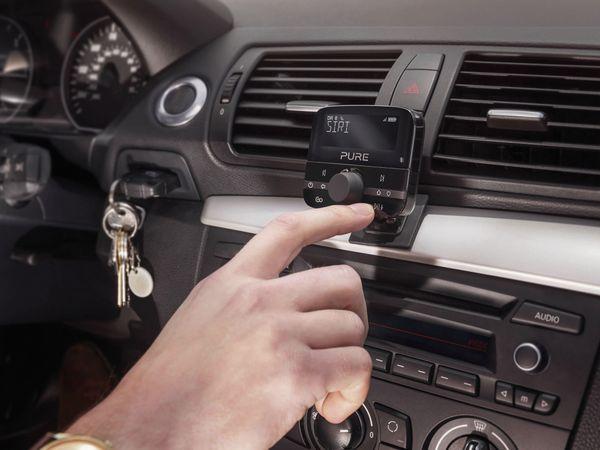 DAB-KFZ Empfänger PURE Highway 400 V2, Bluetooth - Produktbild 7