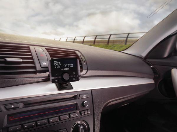 DAB-KFZ Empfänger PURE Highway 400 V2, Bluetooth - Produktbild 8