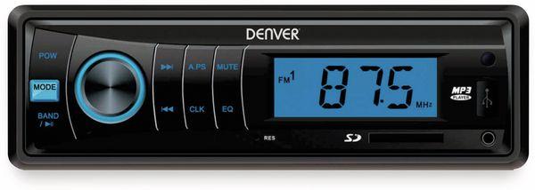 Autoradio DENVER CAU-444, USB, SD