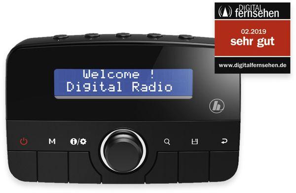 DAB-KFZ Empfänger HAMA CDR70B, Bluetooth