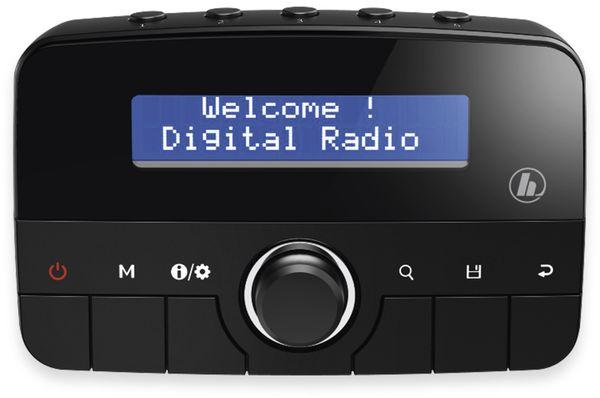 DAB-KFZ Empfänger HAMA CDR70B, Bluetooth - Produktbild 2