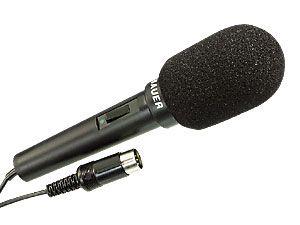 Bauer Richtmikrofon