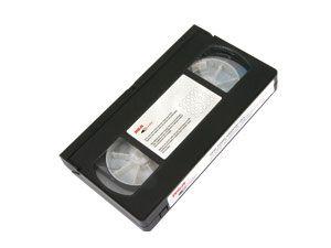 VHS-Video-Reinigungskassette - Produktbild 1