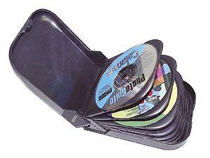 CD-Klappbox CDC-8