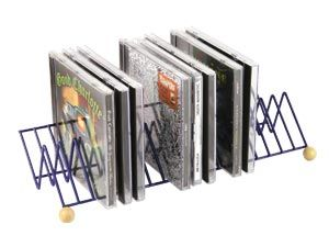 CD-Ständer HAMA Blue Metal Economy