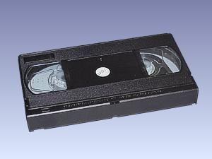 VHS-Video-Cassette