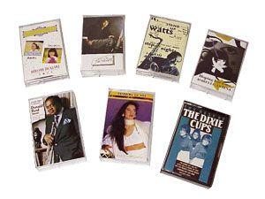 Musikcassetten-Set