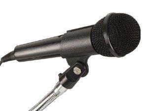 Mikrofonhalter