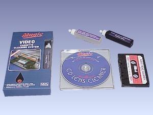 Audio-/Video-Reinigungs-Set