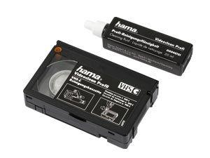 VHS-C Reinigungskassette HAMA 44701