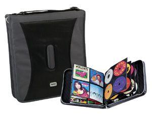 CD-Tasche Silverline 120