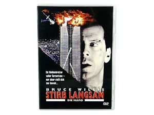 "DVD-Film ""Stirb langsam"""