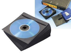 CD/DVD-Schutzhüllen