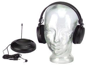 Stereo-Funkkopfhörer Tempi-Tec