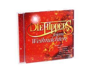 """CD """"Die Flippers feiern Weihnachten"""""""