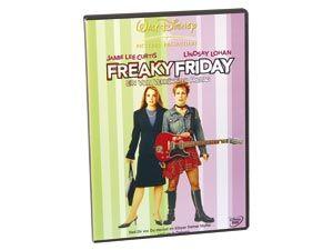 "DVD ""Freaky Friday"""