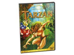 "DVD ""Tarzan"" Special Edition"