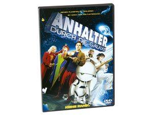 """DVD-Film """"Per Anhalter durch die Galaxis"""""""