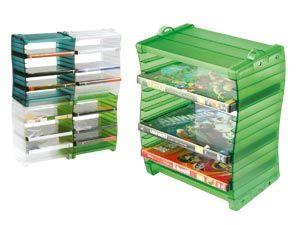 DVD-Rack