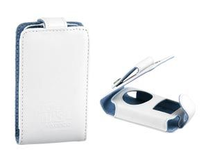 Ledertasche für iPod mini VIVANCO