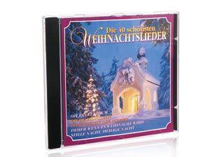 """CD """"Die 40 schönsten Weihnachtslieder"""""""
