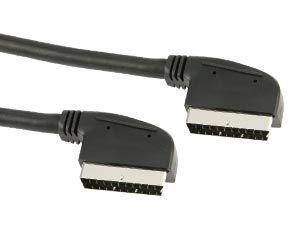 Scartkabel LOGILINK CA1022, 3 m, 21-polig, schwarz