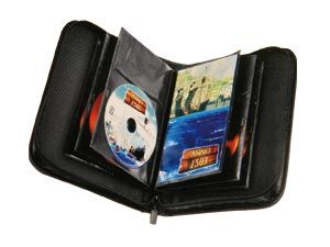 CD-/DVD-Tasche HAMA 49859