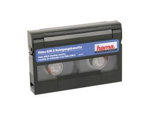 Video 8/Hi 8 Reinigungskassette