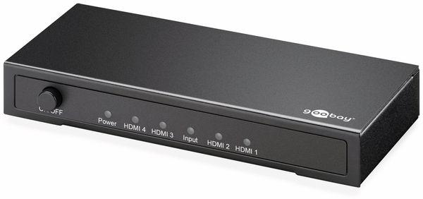 HDMI-Splitter GOOBAY 58978 1/4, 4K2K