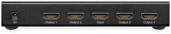 HDMI-Splitter GOOBAY 58978 1/4, 4K2K - Produktbild 2