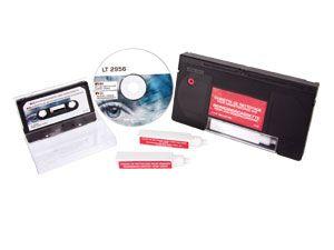 Reinigungs-Set für Audio und Video